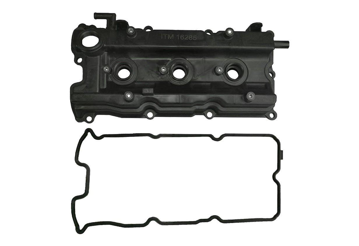 ITM Engine Components 09-62535 Valve Cover, Gasket Included, Left Side