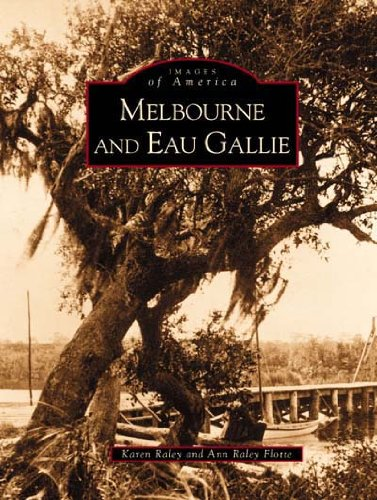 Melbourne and Eau Gallie  (FL)  (Images of - Store Melbourne American