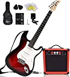 Complete 39 Inch Guitar and Amp Bundle Kit