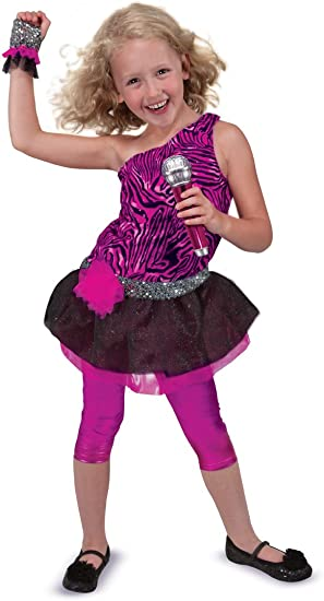 881152 Modern S N//A Small Rubie's - Girl Rock Star's costume