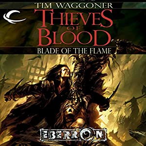 Thieves of Blood Audiobook