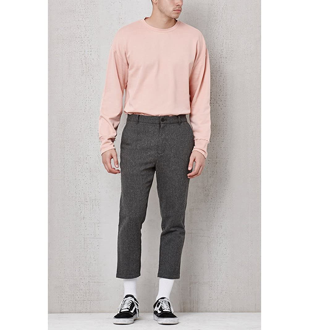 Pacsun Mens Slim Taper Cropped Pants at Amazon Men s Clothing store  f039004e6fc4