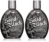 100X ultra advanced silicone bronzer auto-darkening tan technology. Luxury meets technology in solid black. This advanced dark tanning lotion will surpass all others. Blended with extreme bronzers and ultra moisturizers to drive your tan into...