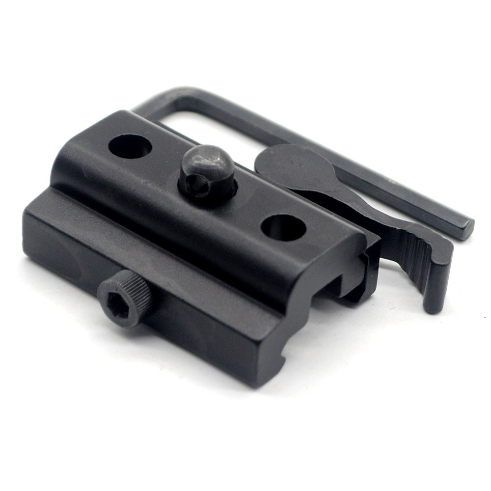 TriRock Outdoor Quick Detach Cam Lock Bipod Sling Adapter for 20mm Picatinny Weaver Rails by TriRock Outdoor (Image #2)