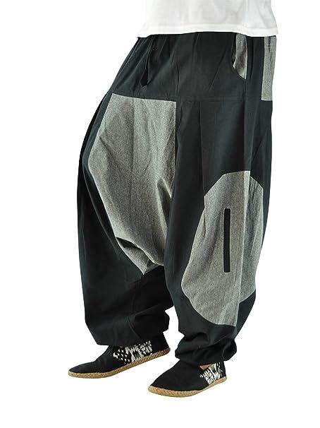Mujer Cagados Pantalones Chandal Bombachos Virblatt xvwpqTva 5f3093733ec