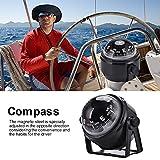 Digital Marine Compass, Adjustable Military Digital