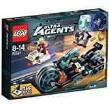 LEGO Agents 70167: Invizable Gold Getaway