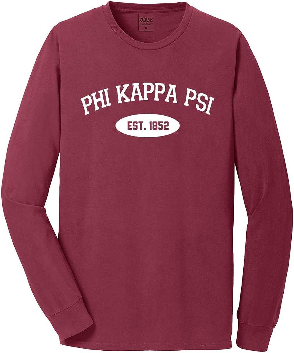 Phi Kappa Psi Long Sleeve Vintage Tee