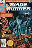 marvel blade runner - BLADE RUNNER #1-2 complete comics adaptation of cult sci-fi classic (BLADE RUNNER (1982 MARVEL))