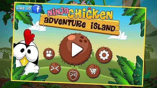 Ninja Chicken Adventure Island:Amazon:Appstore