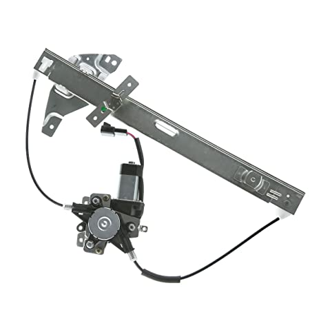 Power Window Regulator for 2000-2005 Chevy Impala 4 Door Front Right with Motor