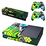 Overwatch genji xbox one skin for console and controllers