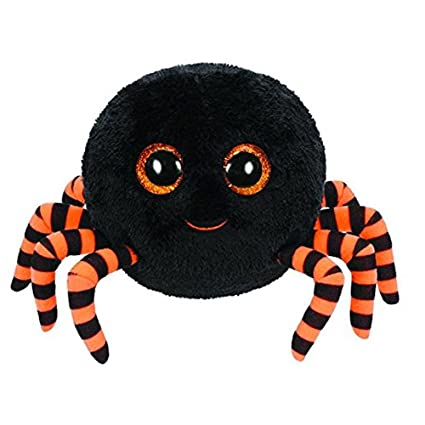 Amazon.com  TY Beanie Boo Plush - Crawly the Spider (Black) by Ty Inc.   Toys   Games b5ce4d84f7