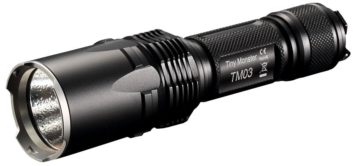 Nitecore TM03 - 2800 Lumen, inkl. Akku