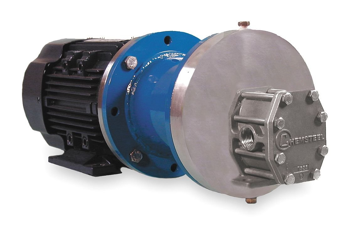 Oberdorfer Pumps - SM21416CWM1-T97 - Rotary Gear Pump, 110