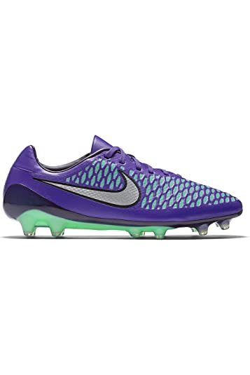 Color: Nike Magista Opus FG Soccer Boots Cleats Purple Turquoise Mens Size  5.5