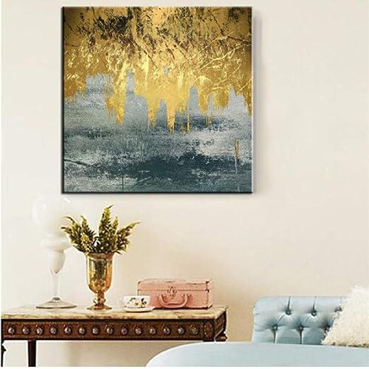 Resumen azul y gris Color brillante envío directo Arte de la ...