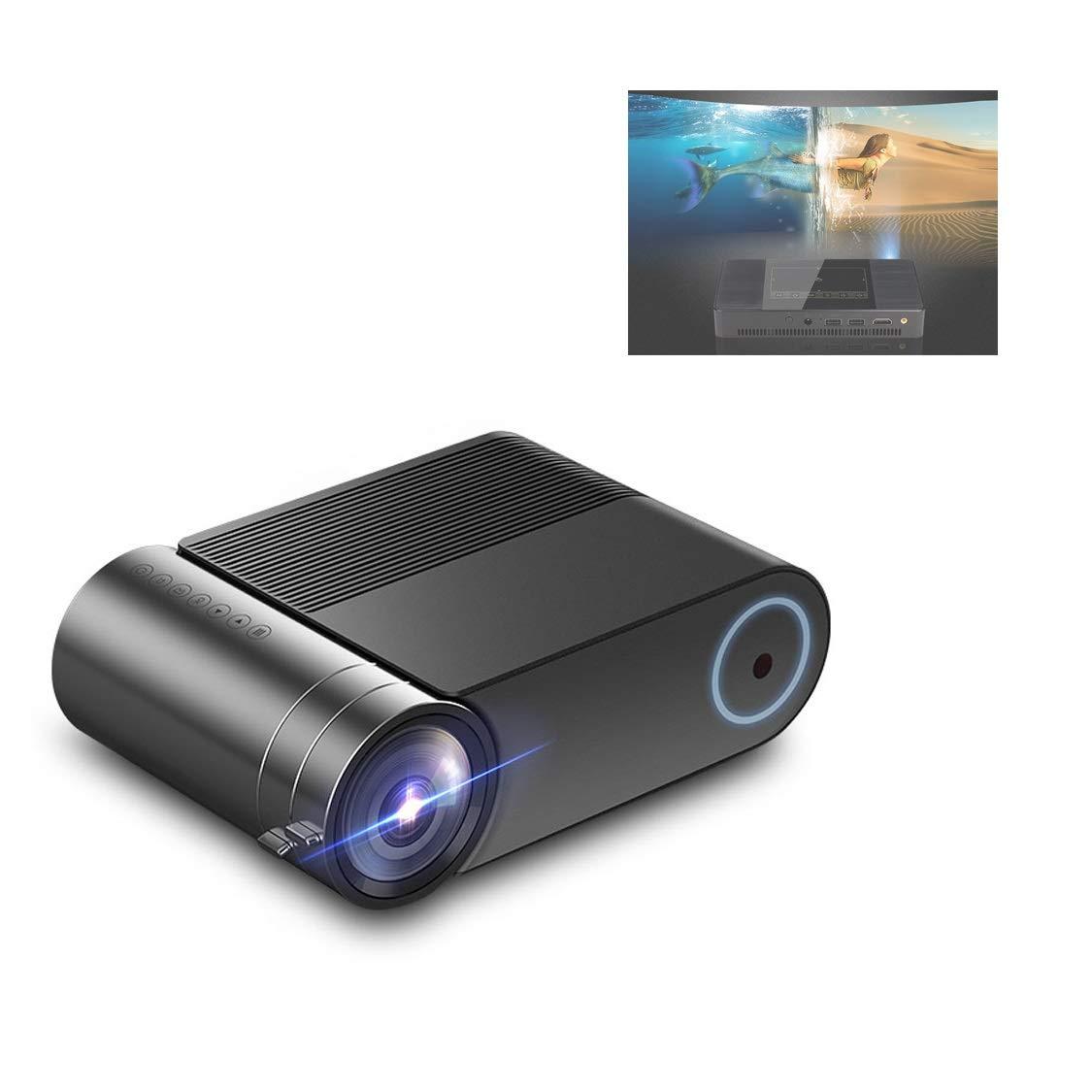 YG420 HD LEDプロジェクター、同じスクリーンが付いている総本店720Pの映画館プロジェクター B07QXMH8YB