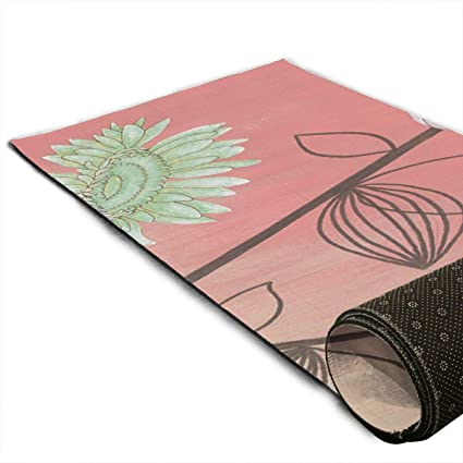 double coupon shopping amazing selection Amazon.com : CCRIM Blooming Lotus Print Crystal Velvet Yoga ...