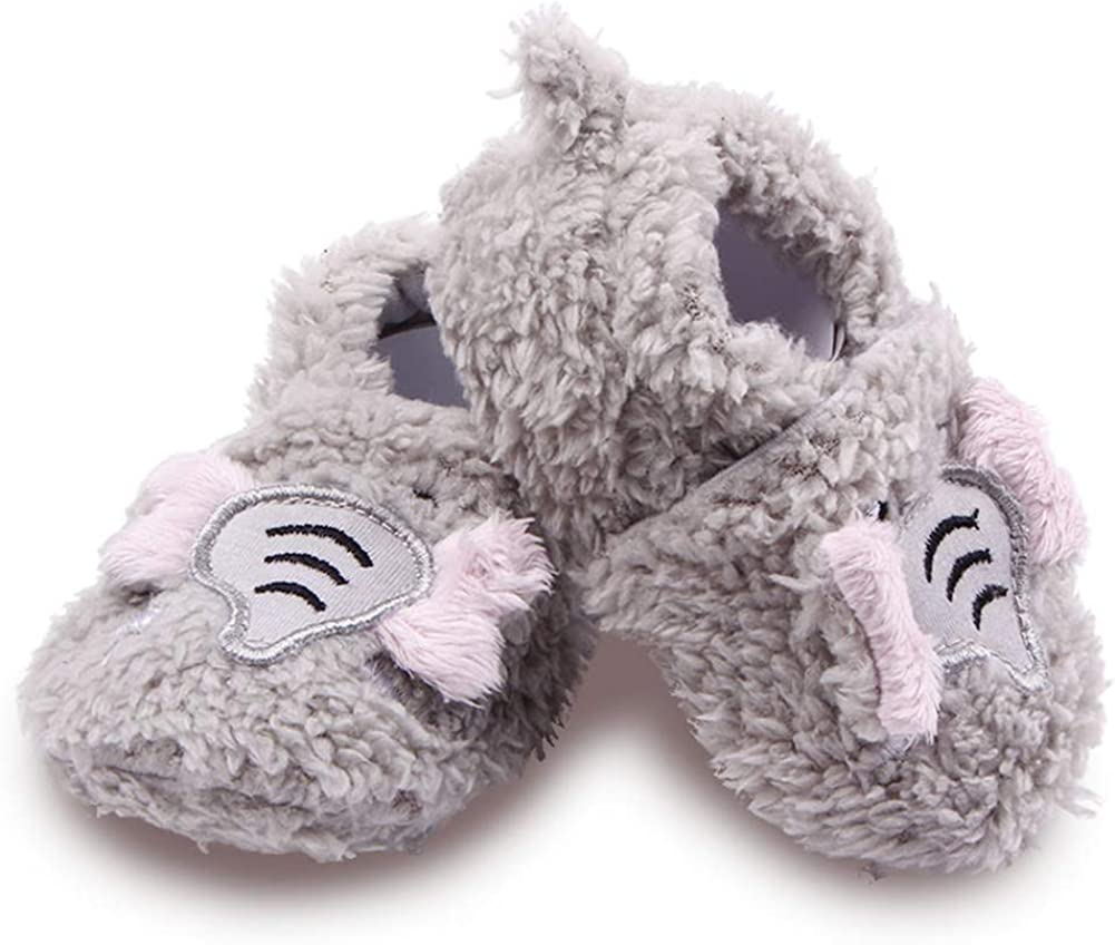 Infant Baby Newborn Baby Boy Girl Shoes Kid Girl Boy Rabbit Monkey Print Soft Sole Prewalker Toddler Shoes