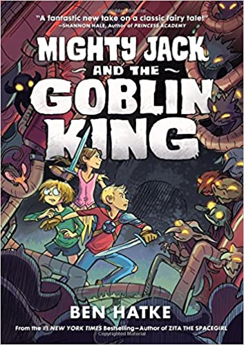 Image result for mighty jack and the goblin king