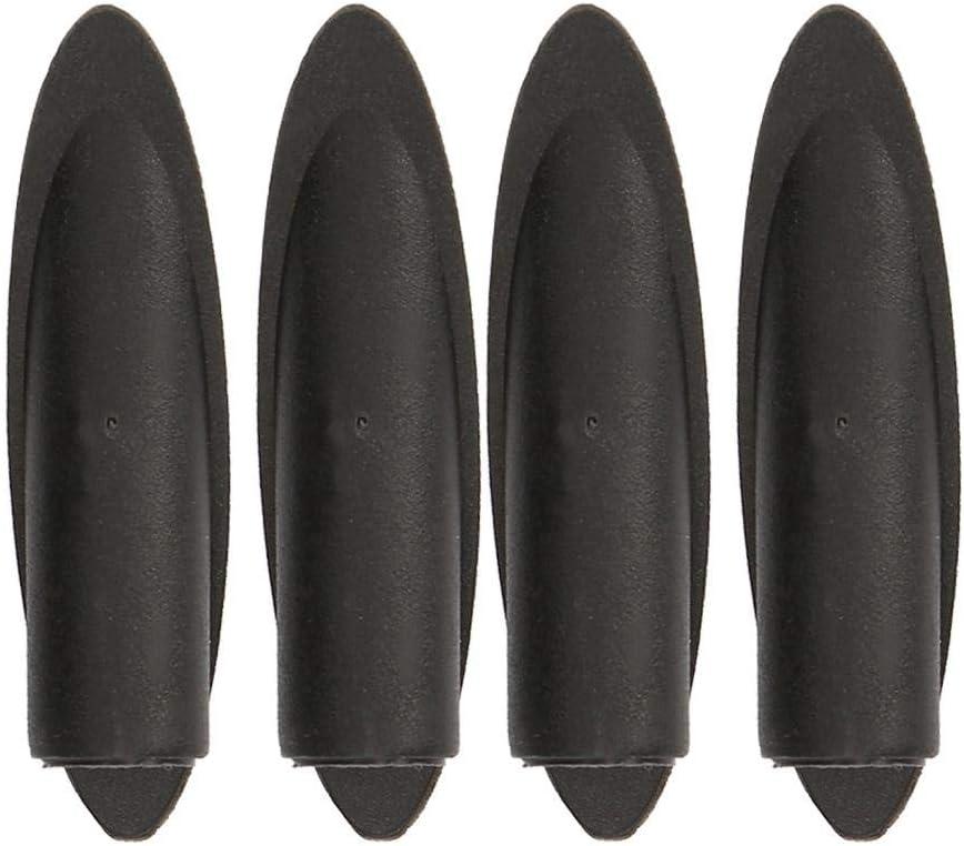 spine da 9,5 mm per accessori per utensili da lavoro in legno con foro per tasca bianca spina per fori per fori in tasca Spine in legno da 100 pezzi