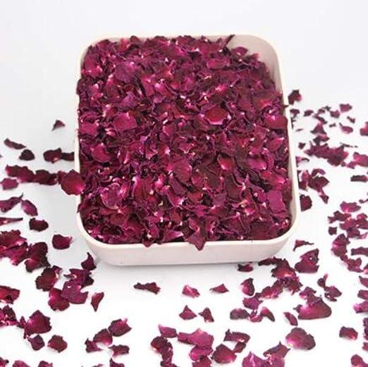 LIMMC Pétalos de Rosa Secos 100% nuevos perfumados Naturales ...