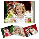 Personalized Photo Print Jigsaw Puzzle A4 Size 99 Pieces with Self Stand