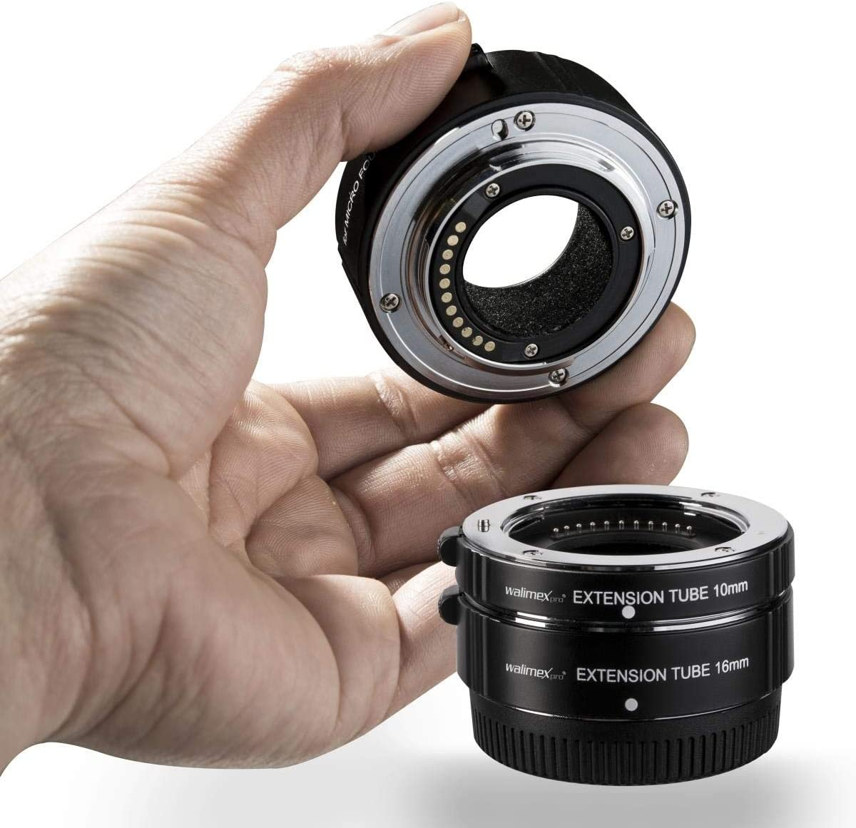 Walimex Pro Automatik Zwischenringsatz Für Fuji X Kamera