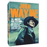 John Wayne Essential 14 Movie Collection