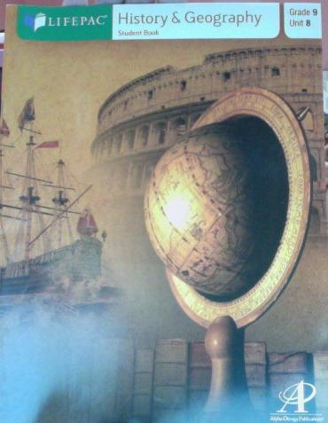 Download Lifepac History & Geography Grade 9 Unit 8 pdf