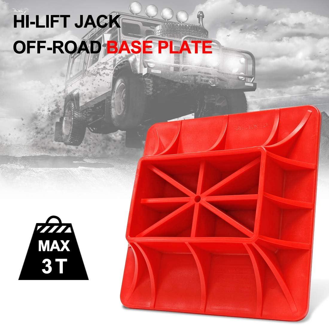 Wisamic Neoprene Jack Cover for Hi Lift Farm Jacks Universal Fit