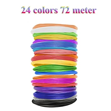 W-Shufang,3D 1.75mm Material de impresión 3D Sin contaminación ...