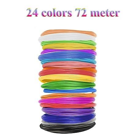 FAN-MING-N-3D, Material de impresión 3D de 1,75 mm, sin ...