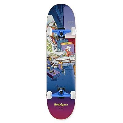 "Primitive Skateboard Assembly Moebius Marvel Rodriguez Star Watcher 8.25"" : Sports & Outdoors"