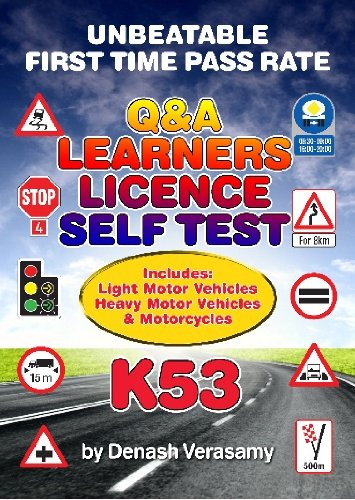 QandA Learners Licence Self Test  English Edition