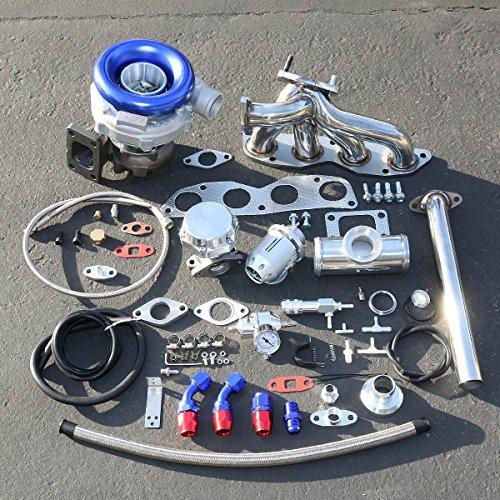 02 civic turbocharger - 4