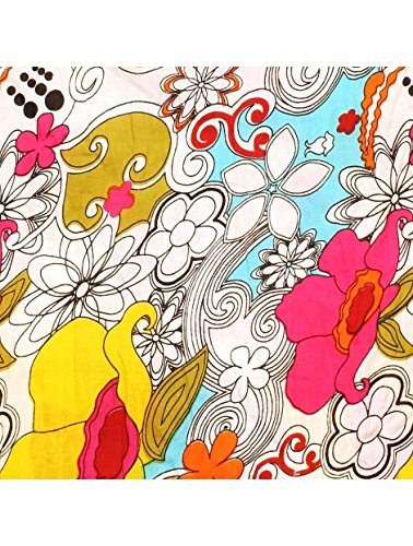 Caracol De Color - Chemise Femme Coton Imprimé Power - FMLPOWER