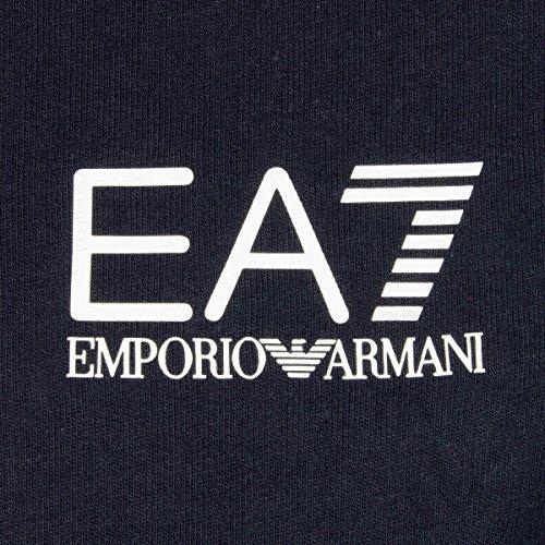 Armani EA7 - Veste de sport - Homme gris gris - bleu - X-Large  Amazon.fr   Vêtements et accessoires ab6a5f56b07