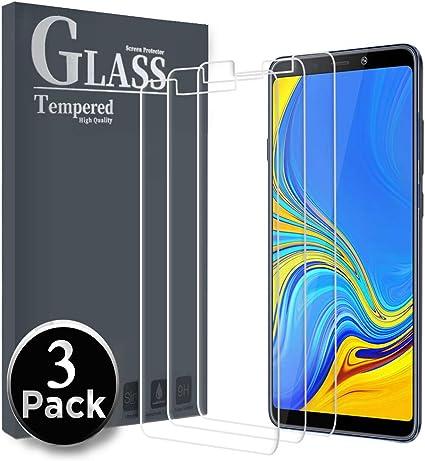 Ferilinso Cristal Templado para Samsung Galaxy A9 2018, [3 Pack ...