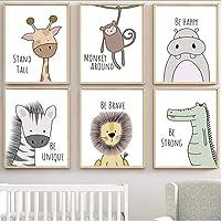 Imágenes enmarcadas para bebé