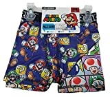 Bioworld Super Mario Bros 2 Pack Boxer Briefs