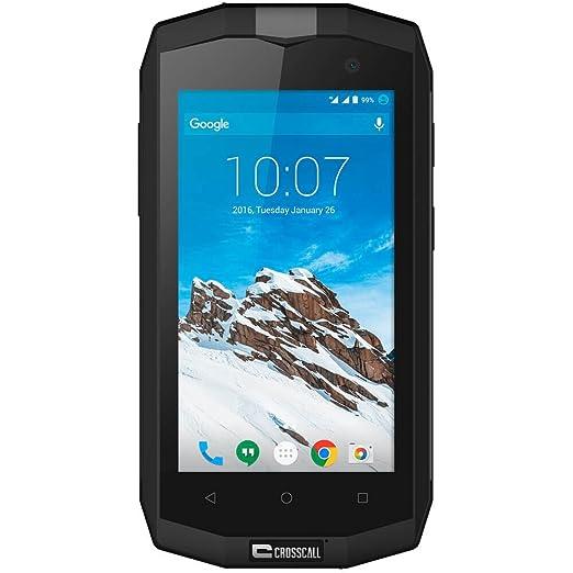 2 opinioni per Crosscall Trekker M1 Smartphone, 8 GB, Nero [Italia]