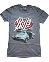 Official T Shirt Back To The Future Vintage BIFF'S Automotive Dealing All Sizes