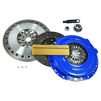 Amazon.com: EFT STAGE 1 HD CLUTCH KIT w/ 4140 CHROMOLY FLYWHEEL 96-04 FORD MUSTANG SVT COBRA: Automotive