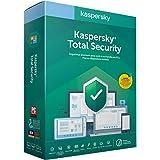 Kaspersky Total Security - Multidispositivos - 1 Dispositivos, 1 ano (Digital - Via Download)