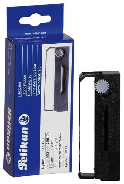Cinta ERC 27 Violeta Compatible Pelikan Grupo 653 cinta para ...