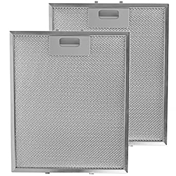 spares2go metal mesh filter for elica cooker hood