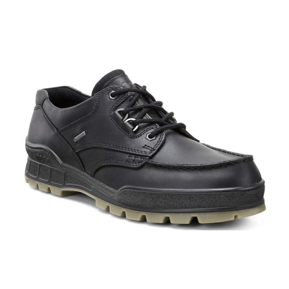 ECCO Men's Track II Low GORE-TEX waterproof outdoor hiking shoe, Black, 45 EU/11-11.5 M US by ECCO