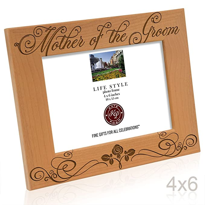 Amazon.com - Kate Posh - Mother of the Groom Picture Frame (4x6 ...
